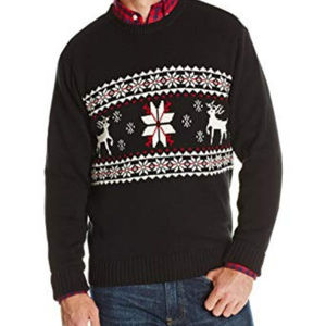 Dockers Christmas sweater size M